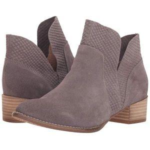 Seychelles Grey Booties